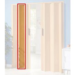 extra deur »luciana«, extra lat voor vouwdeur, bxh: 15x202 cm, kan worden ingekort beige