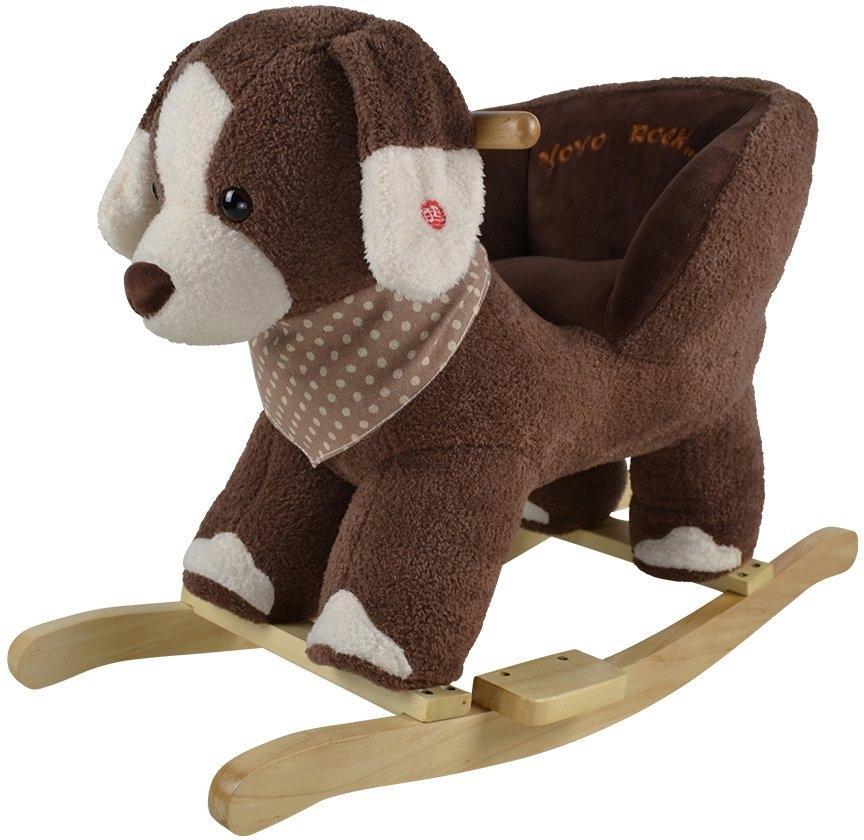 Knorrtoys schommeldier Hond Oskar met geluid - verschillende betaalmethodes