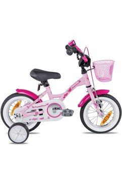 prometheus bicycles kinderfiets hawk roze