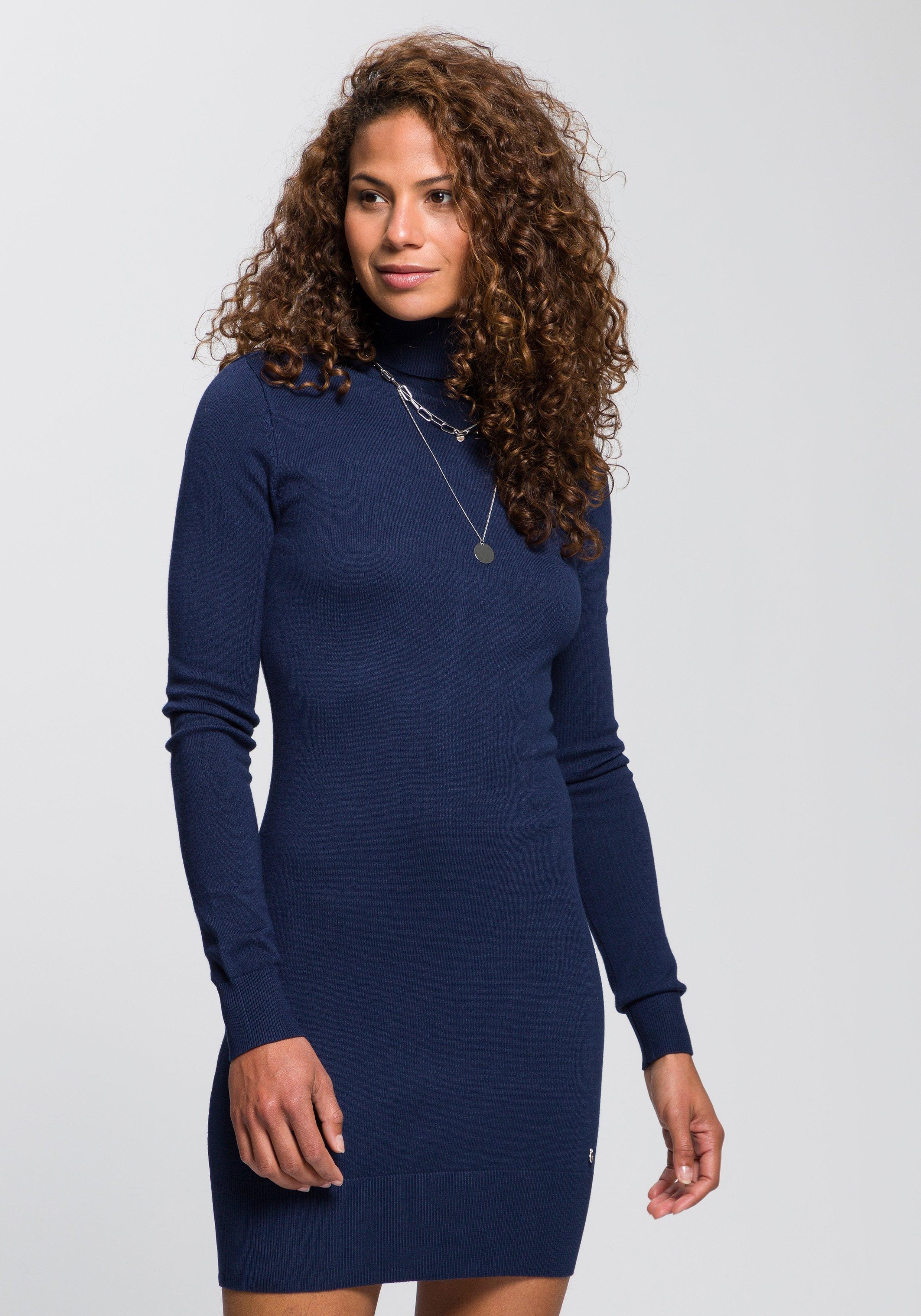 AJC tricotjurk met mooie col nu online bestellen