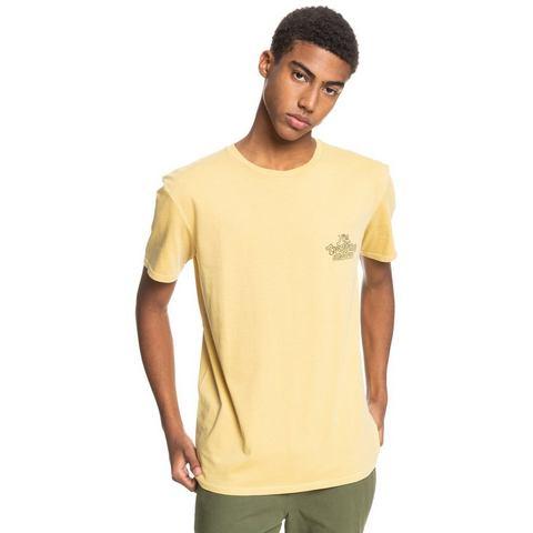 NU 20% KORTING: Quiksilver T-shirt Surf Safari