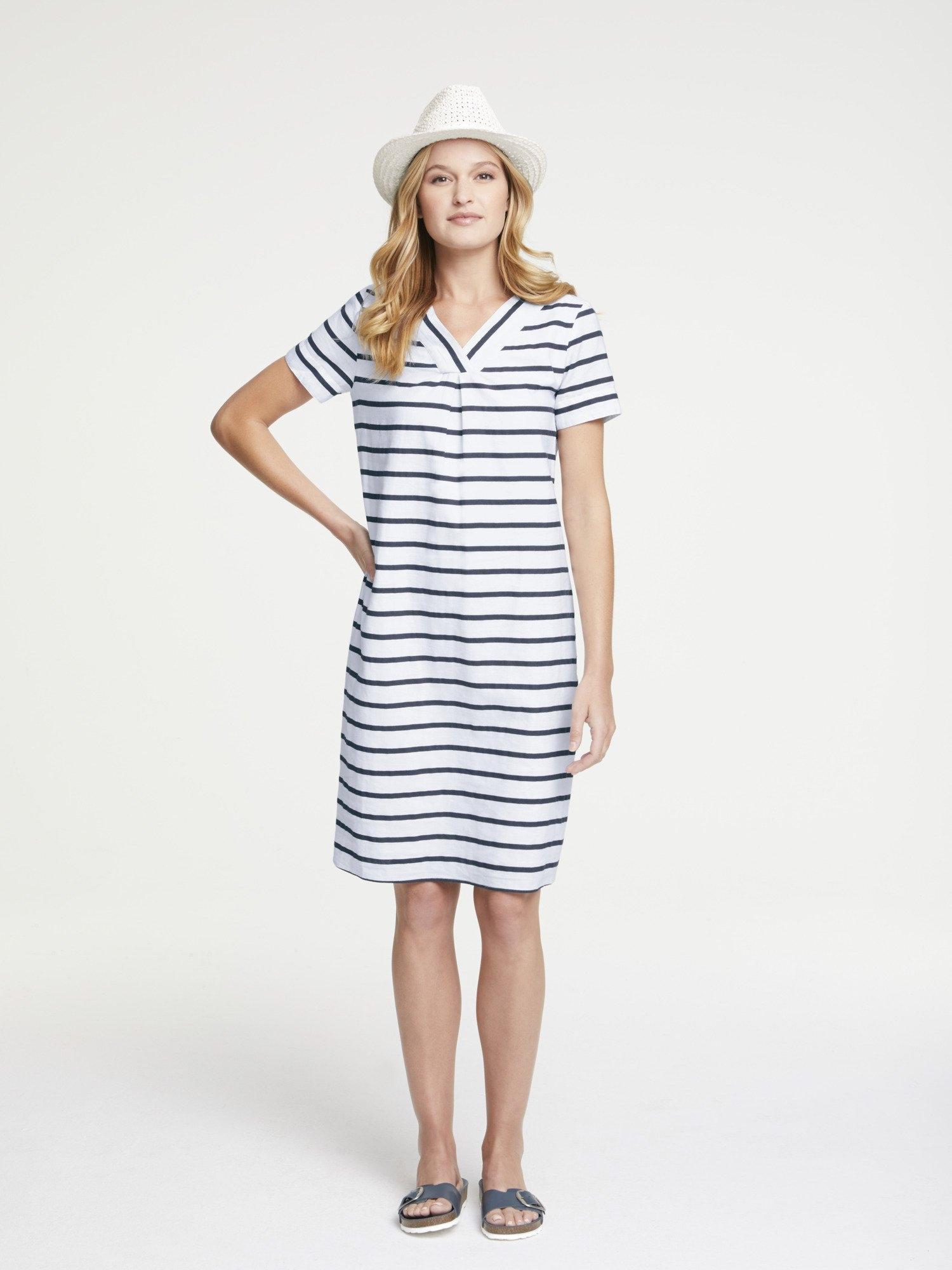 LINEA TESINI by Heine Linnen jurk online kopen op otto.nl
