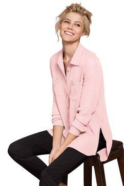 ambria lange blouse roze