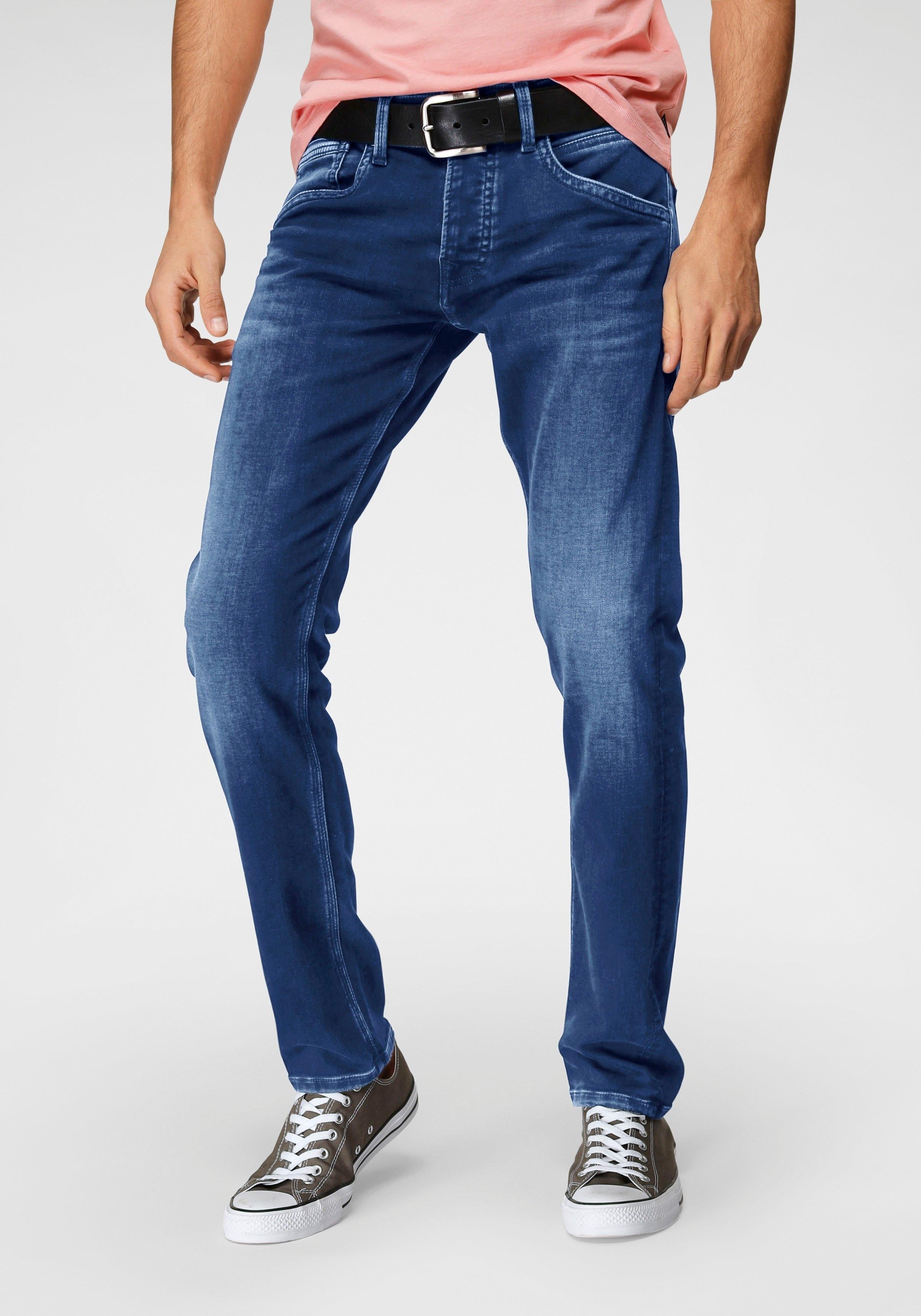 Pepe Jeans regular fit jeans TRACK in de webshop van OTTO kopen