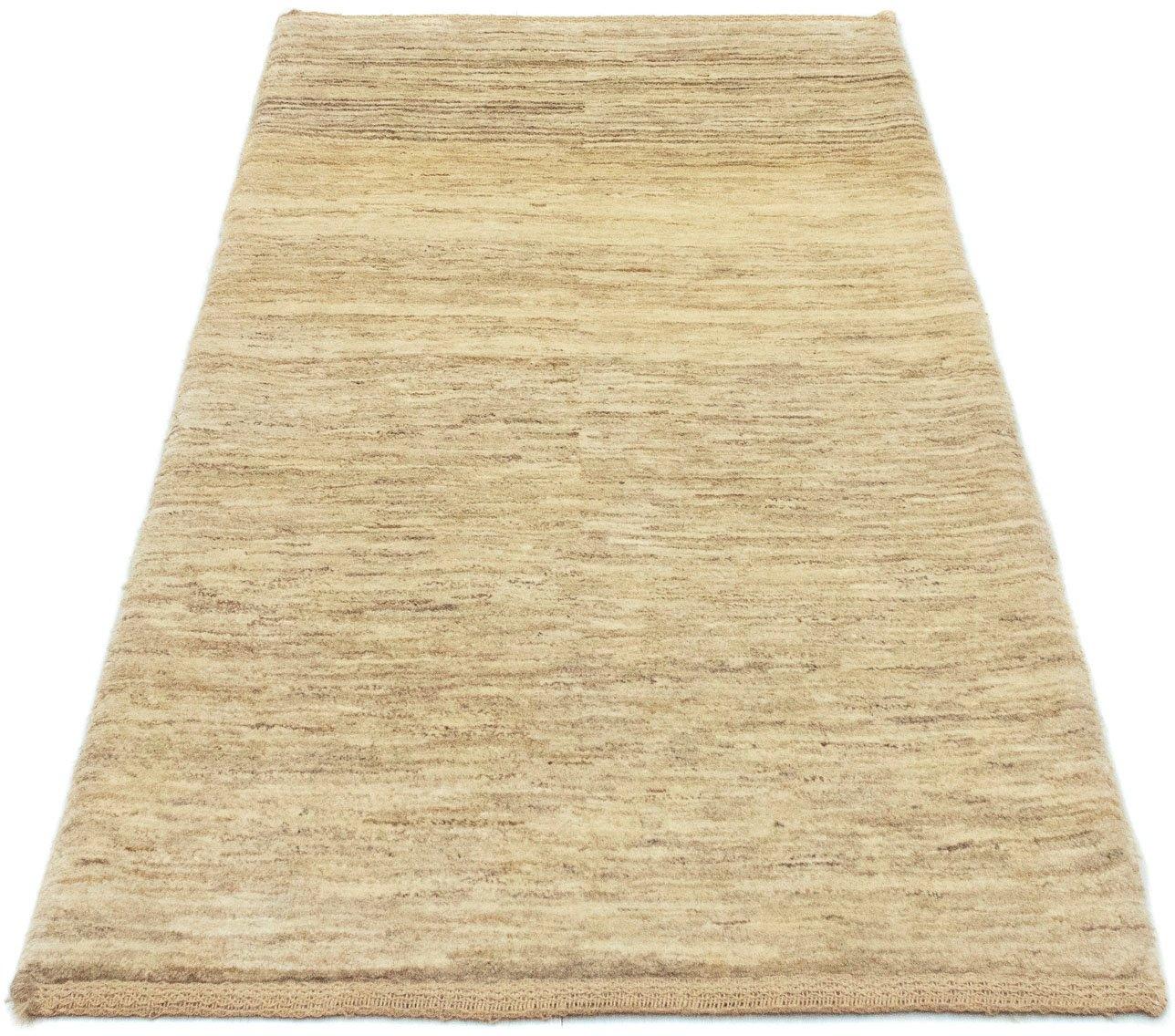 morgenland wollen kleed Gabbeh Teppich handgeknüpft natur handgeknoopt voordelig en veilig online kopen