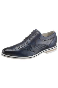 melvin  hamilton schoenen met perforatie »scott 2 nachhaltig« blauw