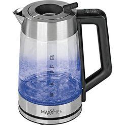maxxmee »smart deckel 2200w« waterkoker zilver