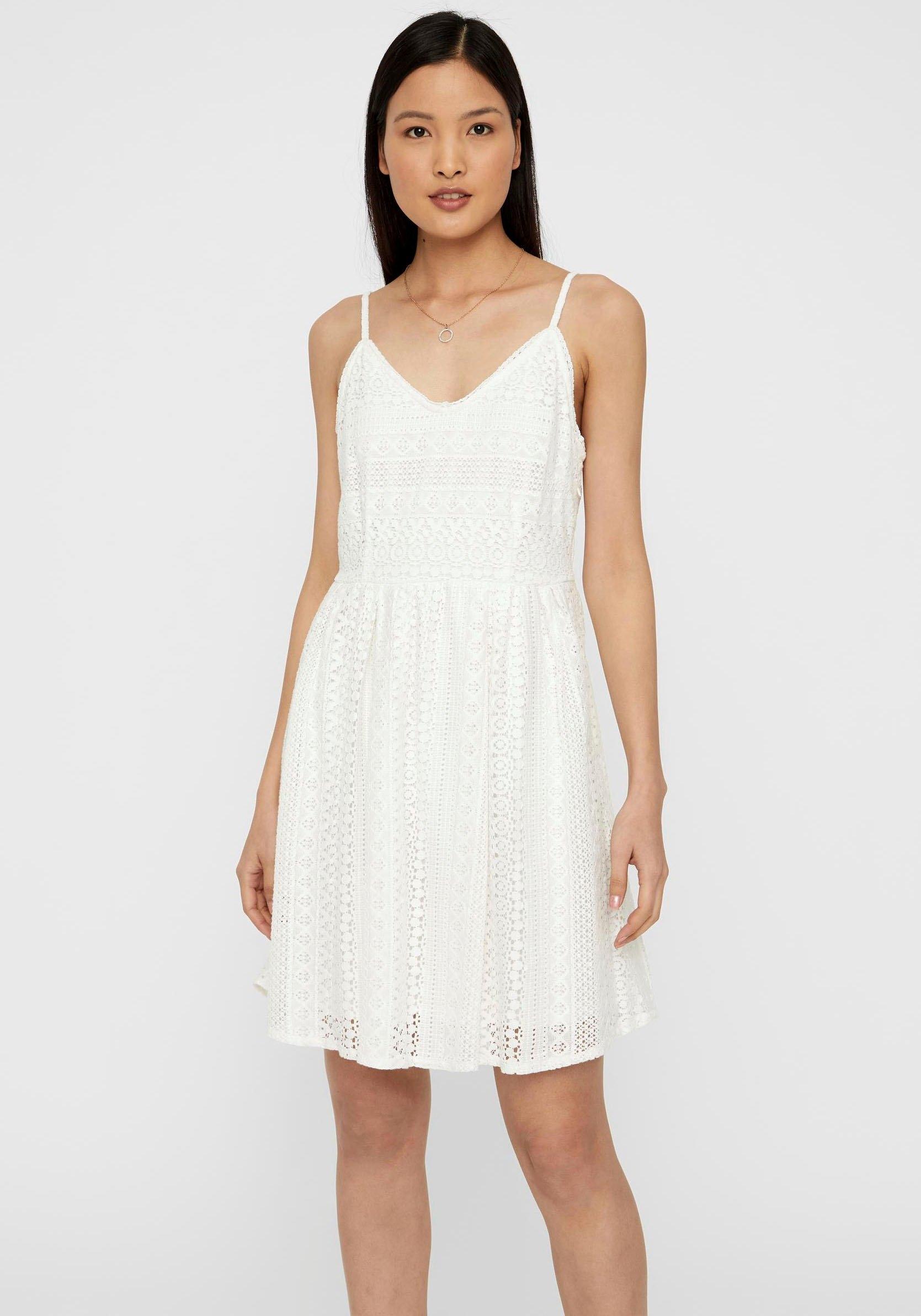 Vero Moda kanten jurk VMHONEY LACE bij OTTO online kopen