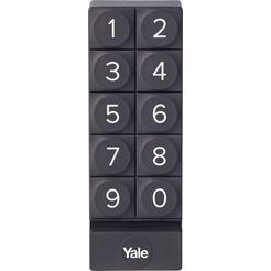 yale »linus smart keypad codeschloss« schakelaar zwart