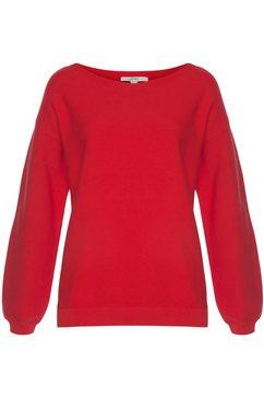 esprit gebreide trui rood