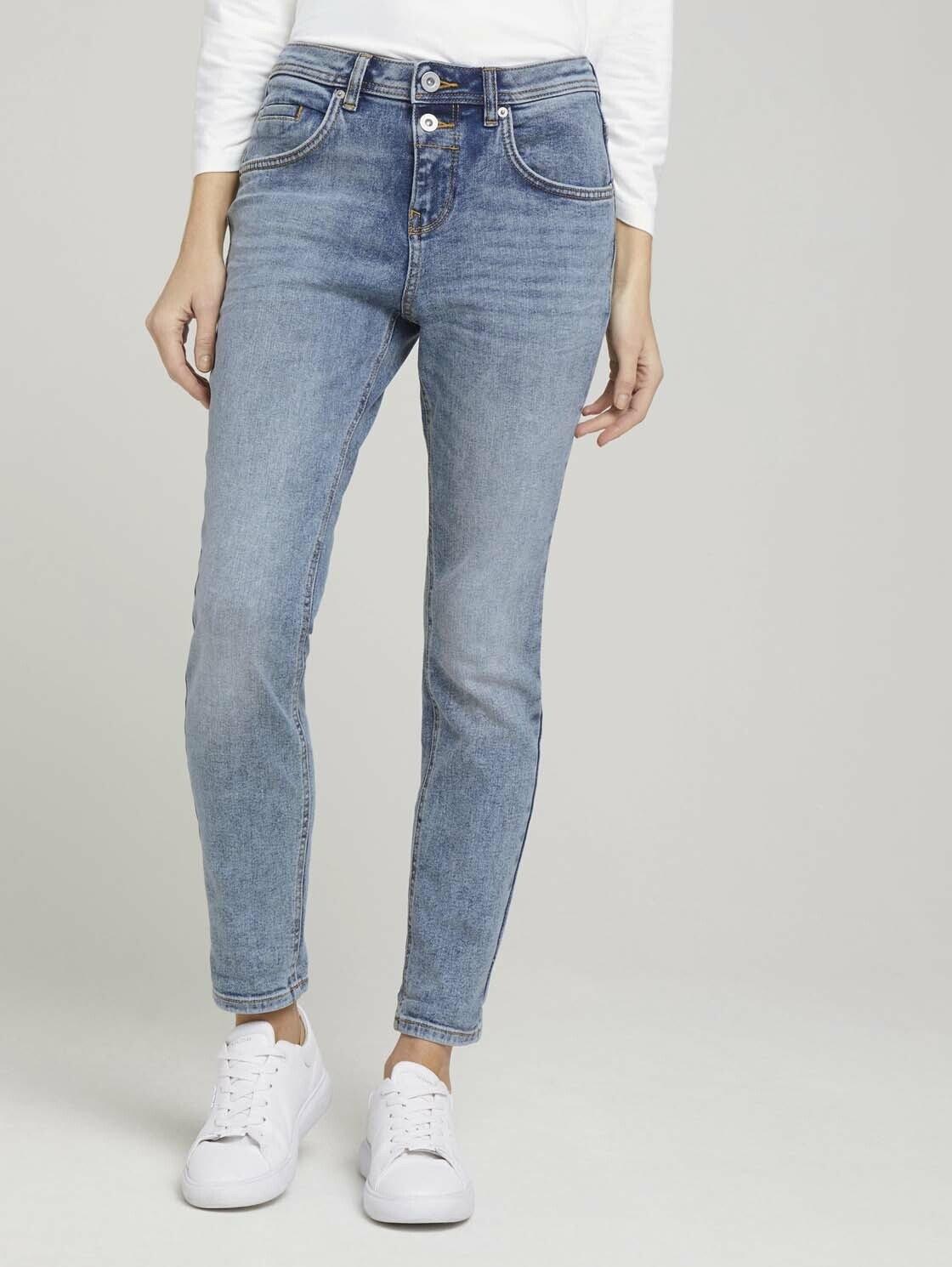 Tom Tailor skinny fit jeans New Boyfriend Jeans bij OTTO online kopen