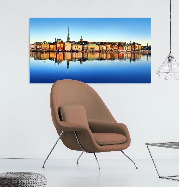 queence artprint op acrylglas Skyline nu online bestellen