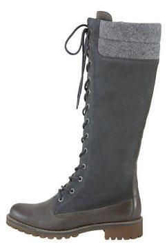 heine laarzen grijs