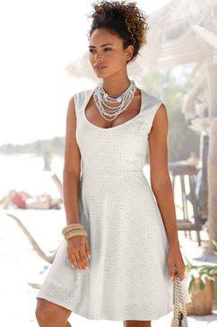 beachtime zomerjurk wit