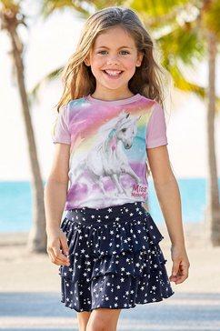 miss melody t-shirt roze