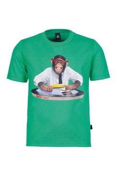trigema t-shirt groen