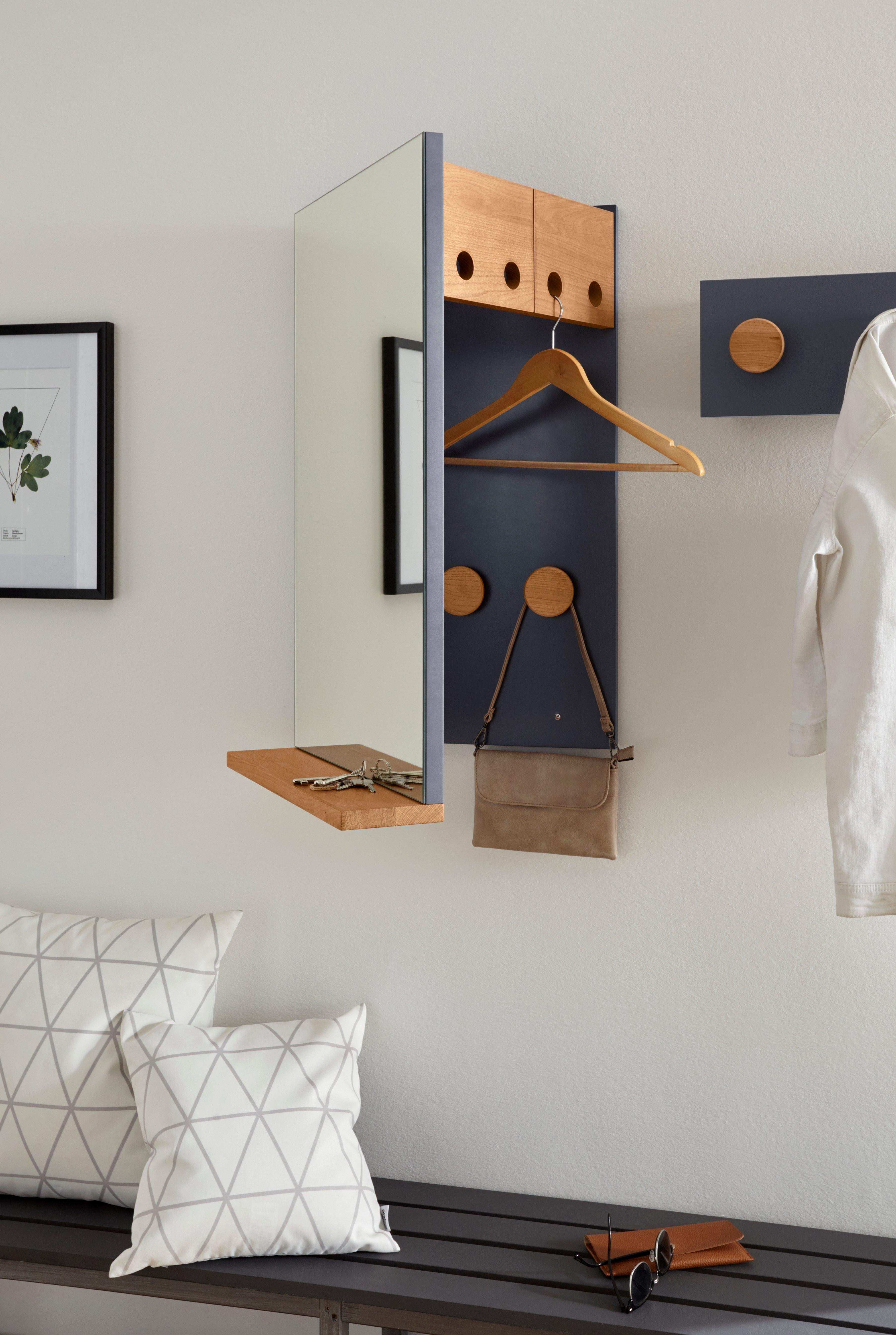 andas spiegel Folder ruimtebesparende inklapfunctie, breedte 50 cm, spiegelkast, kledingkast design by michael hilgers. bij OTTO online kopen