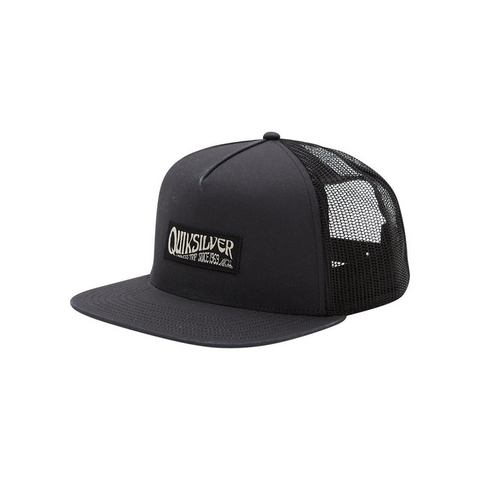 NU 20% KORTING: Quiksilver trucker-cap