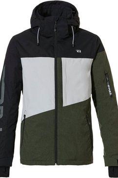 rehall ski-jack »riann« groen