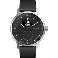 withings smartwatch scanwatch, 42 mm zwart