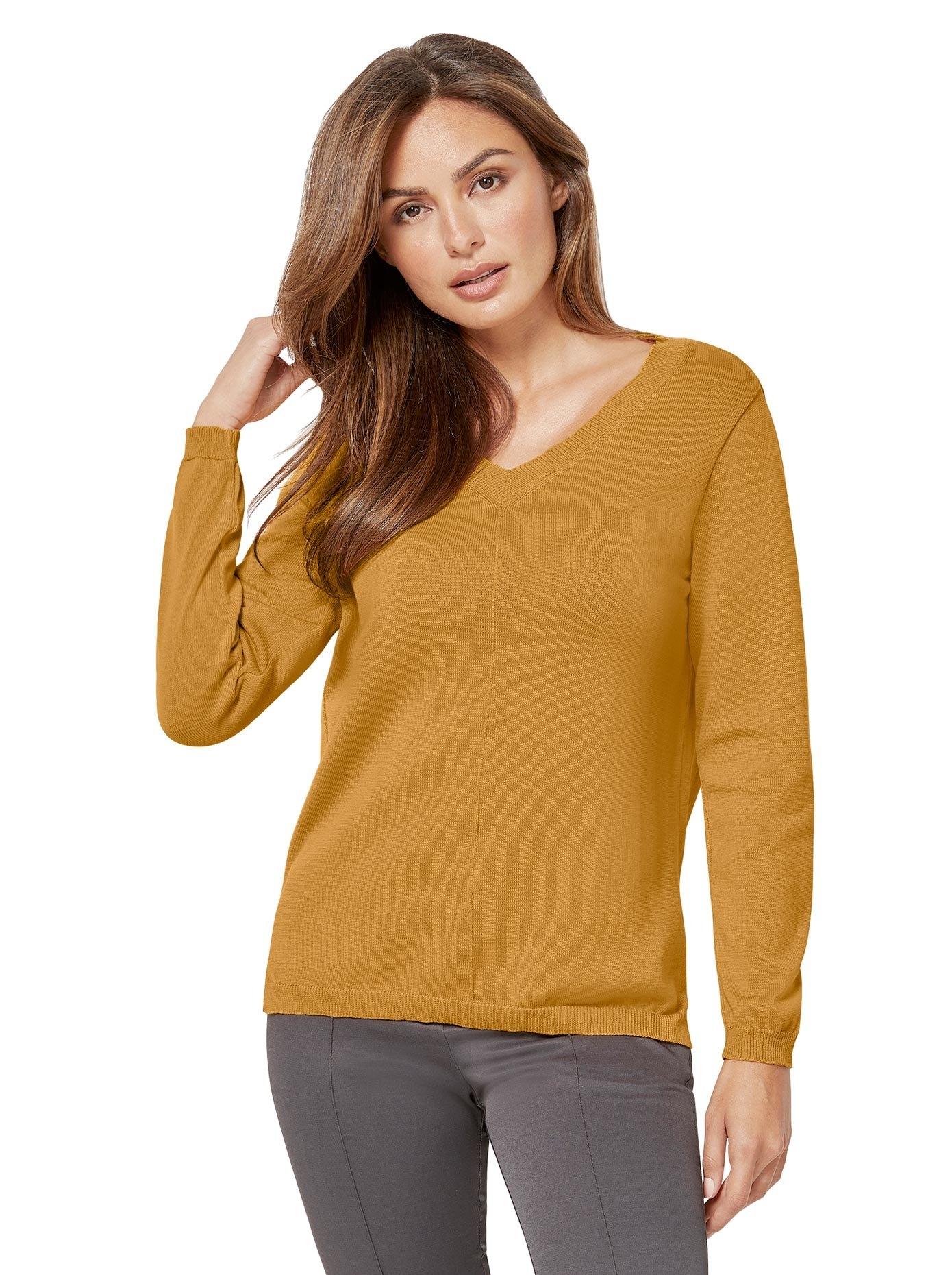 Classic Inspirationen trui van puur Pima-katoen in de webshop van OTTO kopen