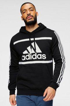 adidas performance hoodie »m cb hd« zwart