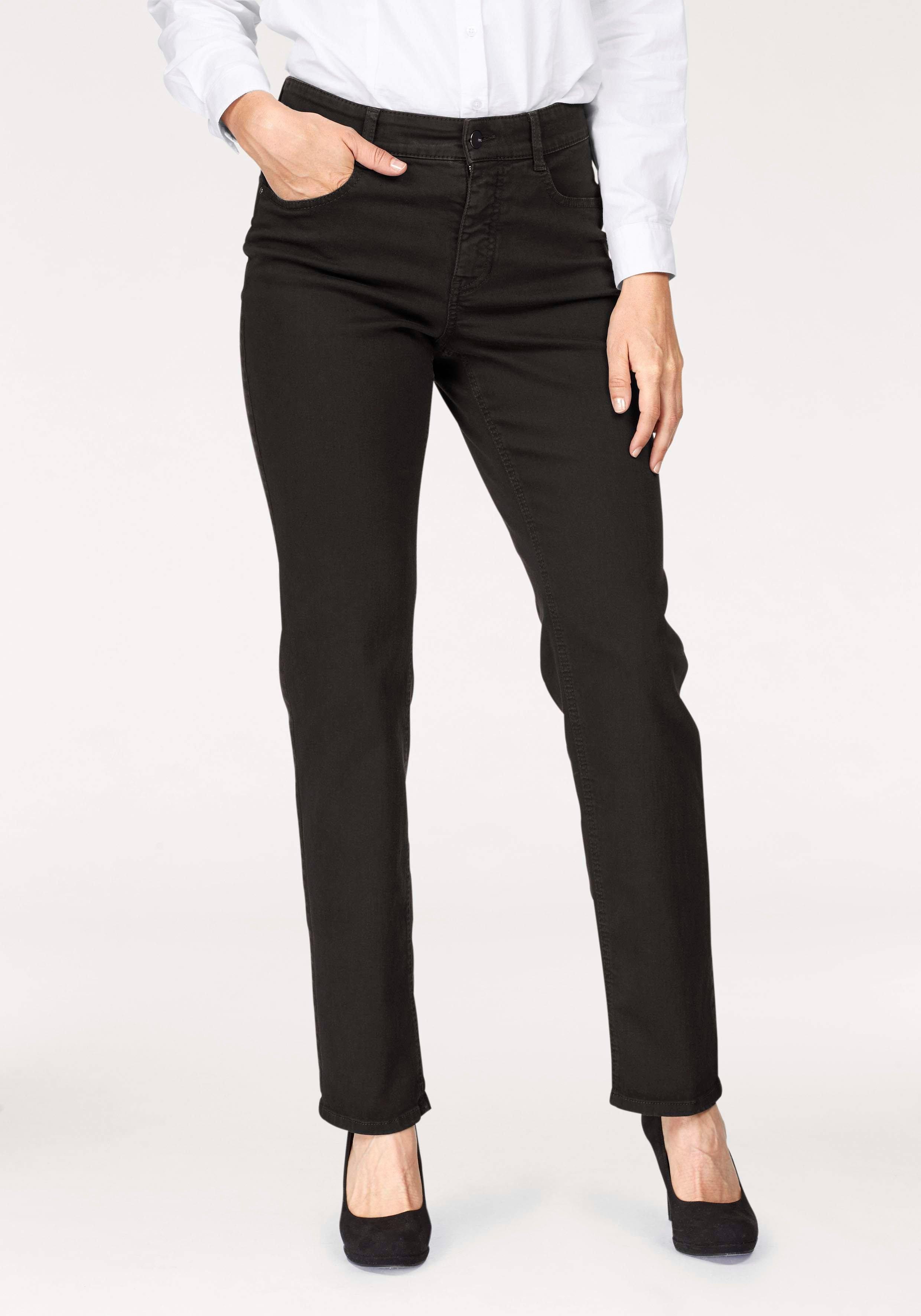 mac comfortabele jeans stella bruin - Mac Broeken Waar Te Koop