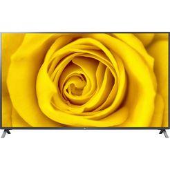 "lg led-tv 70un70706lb, 177 cm - 70 "", 4k ultra hd, smart-tv zwart"