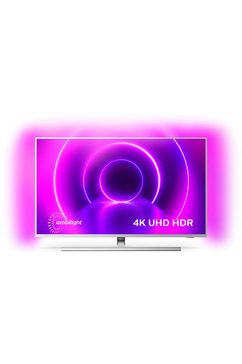 philips »58pus8505« led-tv zilver