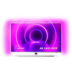 "philips led-tv 58pus8505-12, 146 cm - 58 "", 4k ultra hd, smart-tv zilver"