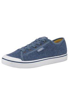 keen sneakers elsa lite felt blauw