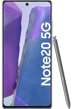 samsung »galaxy note20 5g« smartphone grijs