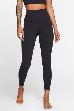 nike yogatights »nike luxe women's infinalon 7-8 tights« zwart