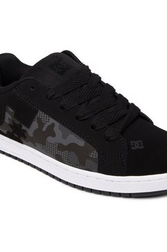 dc shoes sneakers court graffik zwart