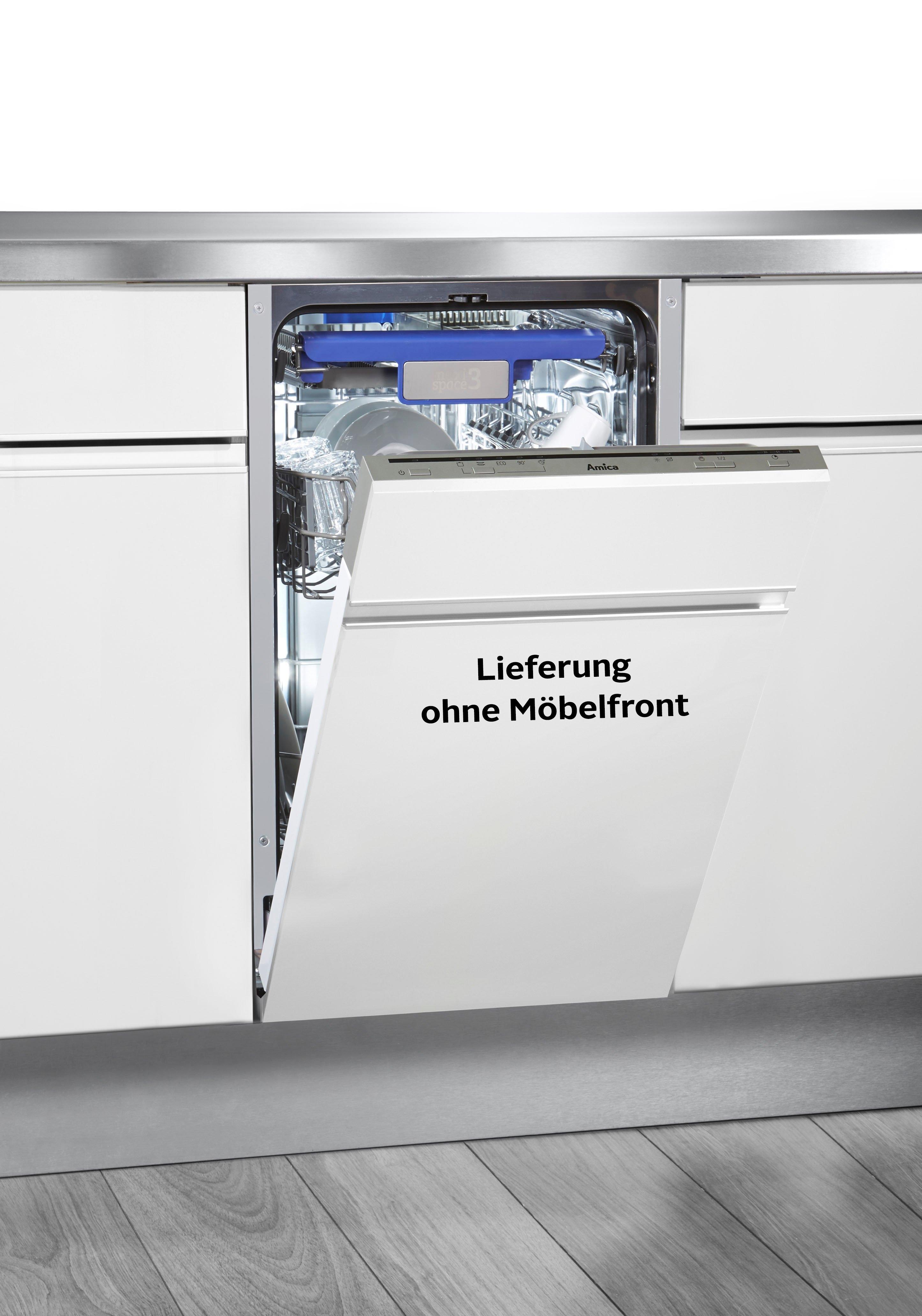 Amica volledig integreerbare vaatwasser, 9 liter, 10 standaardcouverts veilig op otto.nl kopen