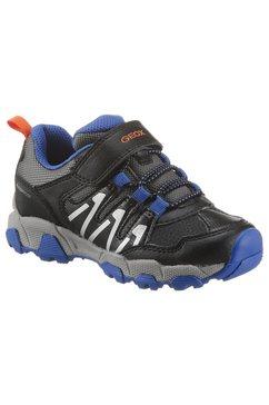 geox kids sneakers in tex-uitvoering zwart