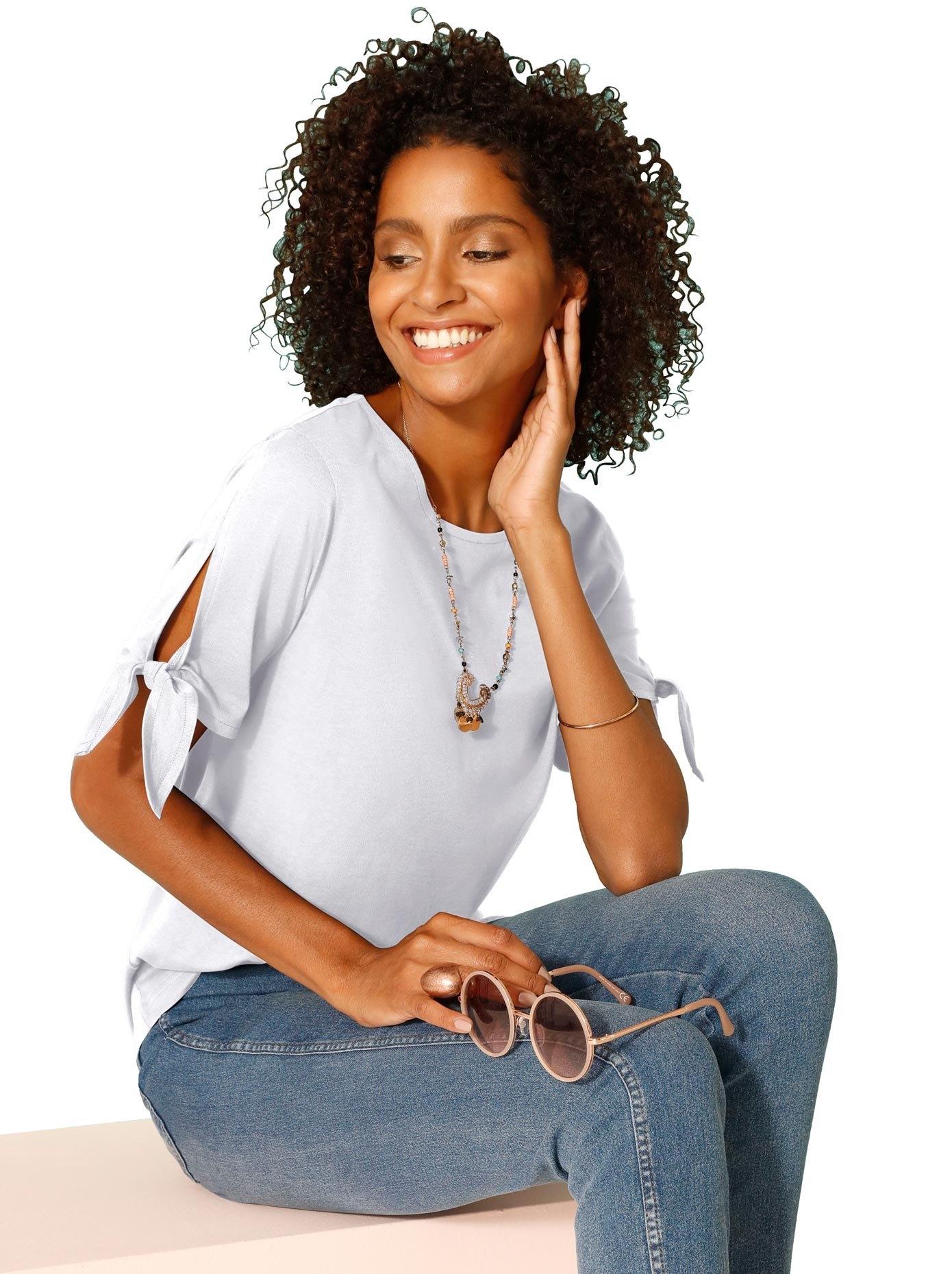 Classic Basics shirt met korte mouwen - verschillende betaalmethodes