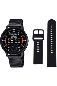 lotus smartwatch »smartime, 50016-1« (null) zwart