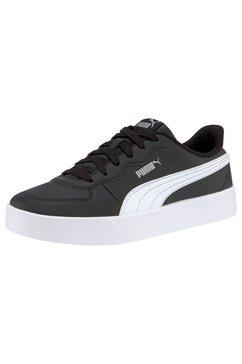 puma sneakers »puma skye clean« zwart