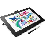 wacom »wacom one + lamy al-star black emr« grafische tablet zwart