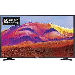 samsung 32t5379t led-televisie (80 cm - (32 inch), full hd, smart-tv zwart