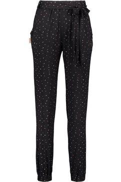 alife and kickin jogpants aliceak sportieve joggpants in stretchkwaliteit zwart