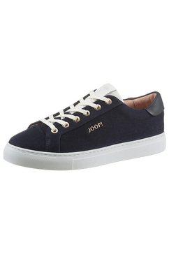 joop! sneakers denim due coralie met zachte rand blauw