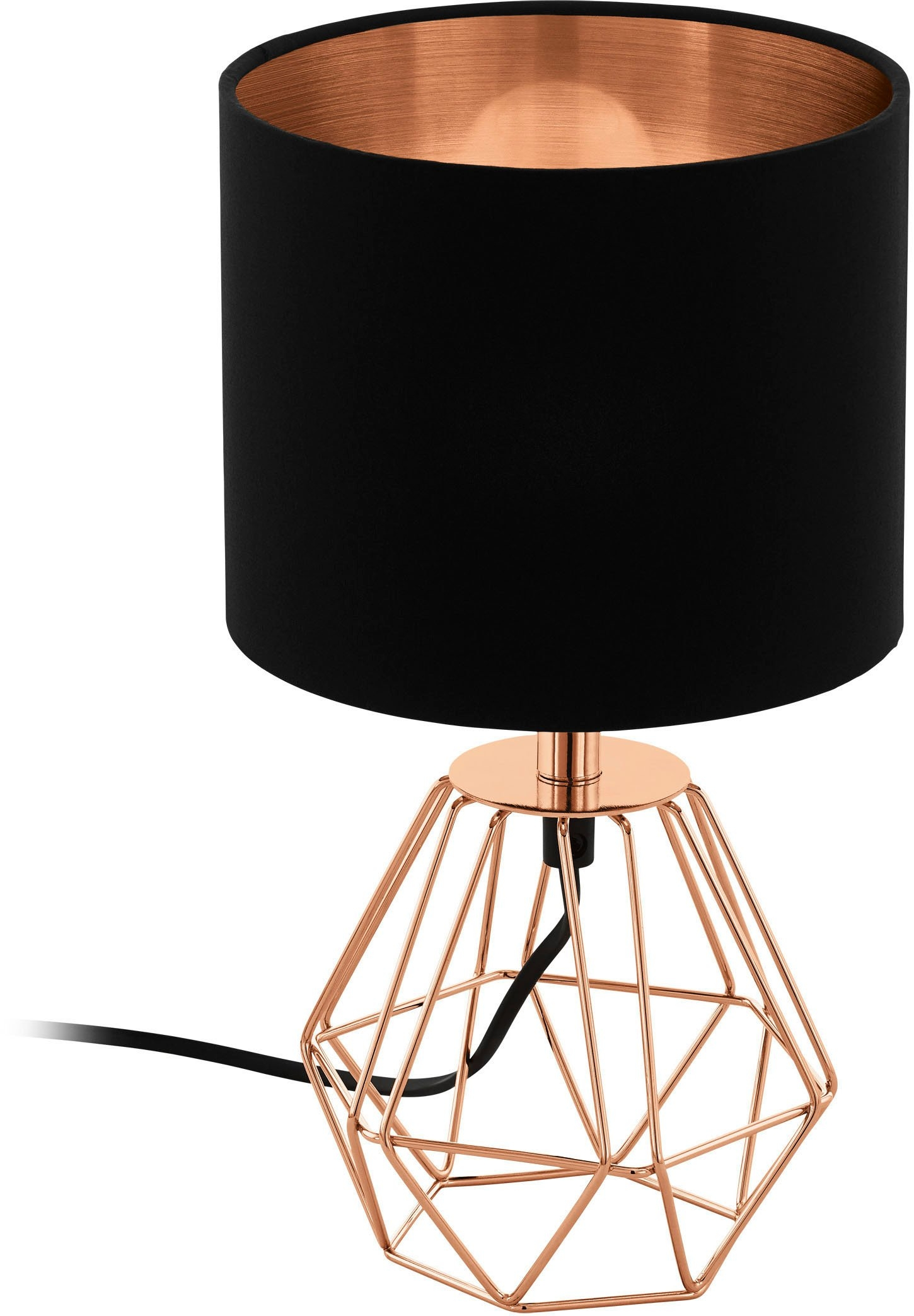 EGLO tafellamp CARLTON 2 nu online kopen bij OTTO