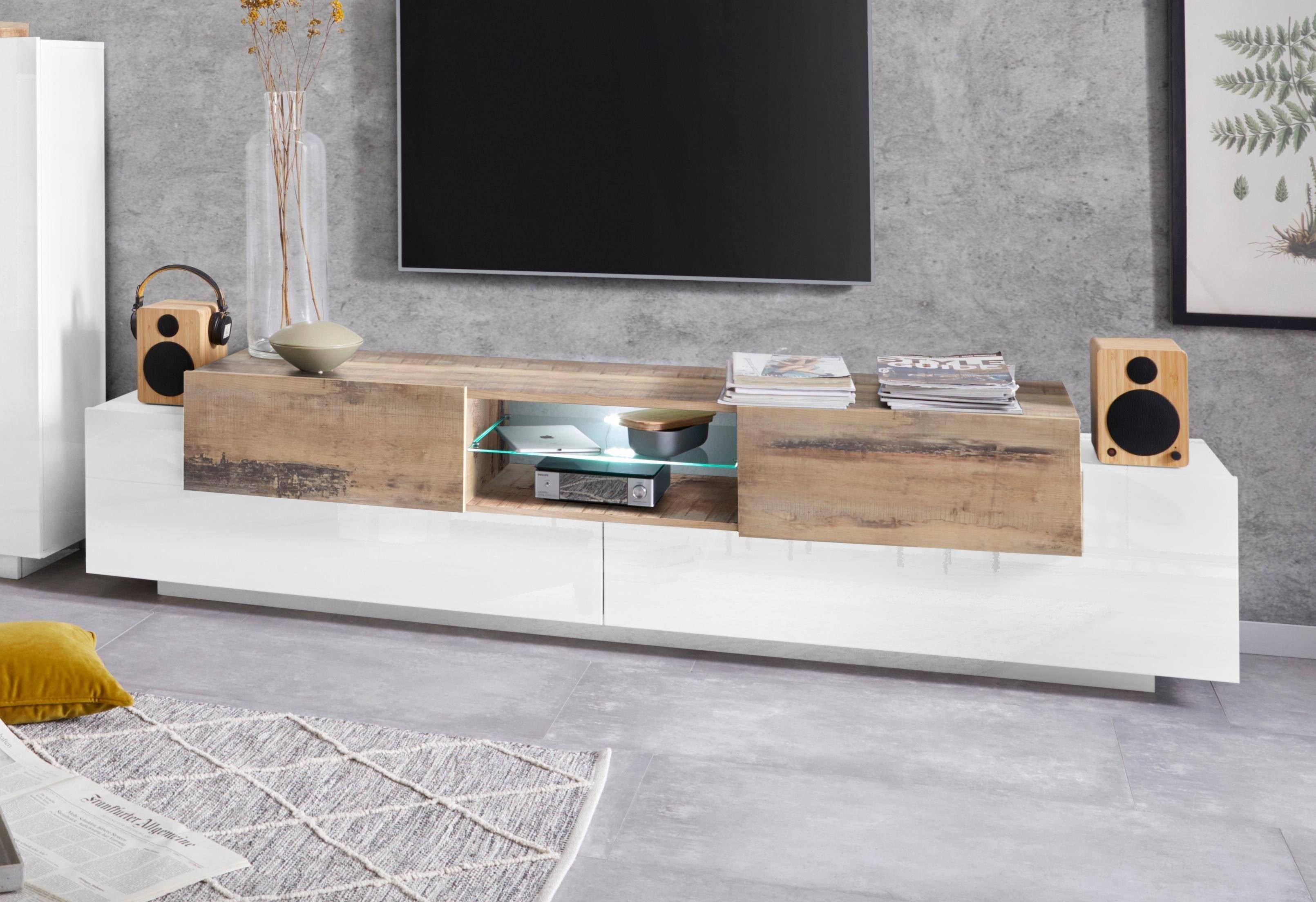 Tecnos tv-meubel »Coro« - verschillende betaalmethodes