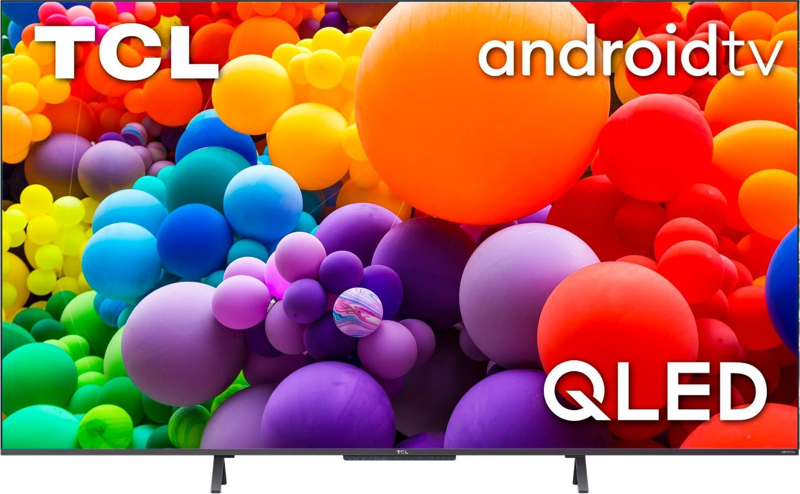 TCL QLED-TV 55C722X1, 139 cm / 55