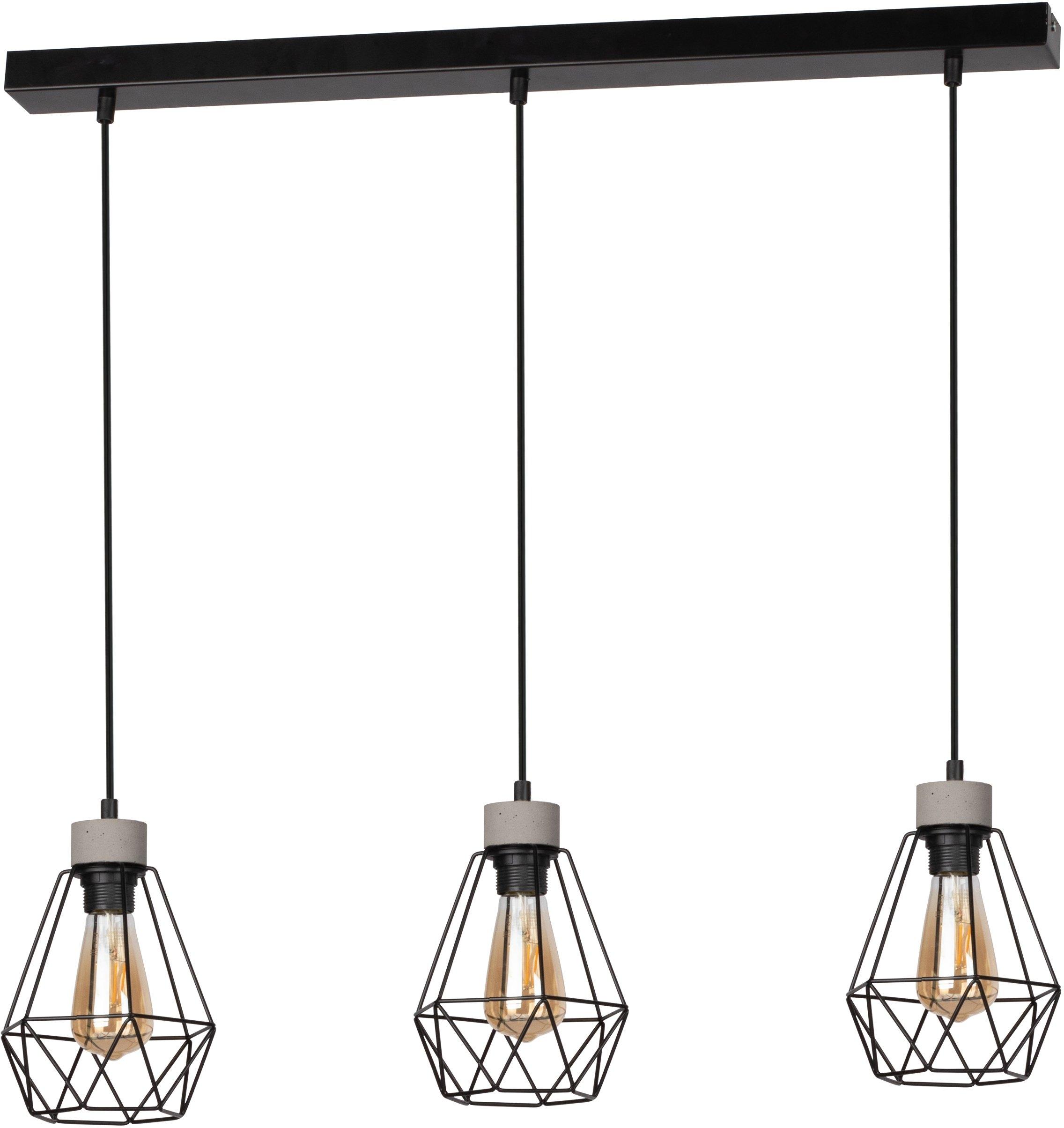 Home affaire hanglamp Hartington Moderne loft-look, met echt beton, bijpassende LM E27/exclusief, duurzaam gemaakt in Europa bij OTTO online kopen