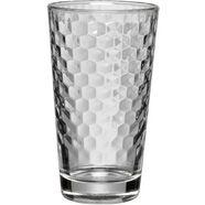 wmf glazenset coffeetime hittebestendig glas, 4-delig (set, 4-delig) wit