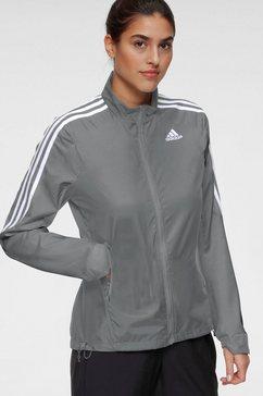 adidas performance runningjack »marathon jacket women« zwart