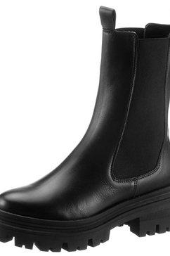 tamaris instaplaarzen met stretchinzet aan beide kanten